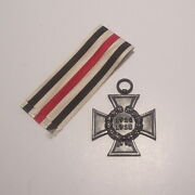 Wwi German Cross Of Honor For Parents With Presentation Document Von Hindenburg