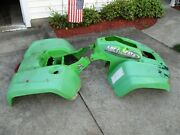 2006 Arctic Cat 500 Fis Auto 4x4 Front Rear Fender Body Plastic Ships Freight