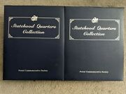 Statehood Quarters Collection By Postal Commemorative Society