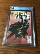Black Panther 2 2005 Cgc 9.8 White Pages - 1st Appearance Of Shuri Disney+ Nm/m