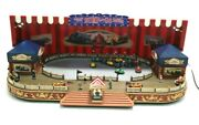 Gold Label Mr Christmas World's Fair Bump And Go Slightly Upgraded