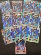 2018 World Cup Prizm Soccer Ngolo Kante France Chelsea Prizm Camo Purple Bluered