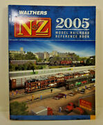 Walthers Nandz Model Railroad Reference Book 2005 By Phil Walthers Paperback