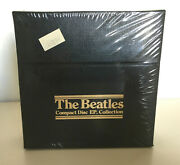 The Beatles + Compact Disc Ep Collection Box Set 15 Discs + Factory Sealed +