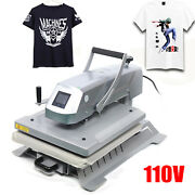 16and039and039 X 20 Swing Away Manual Pulling Sublimation T-shirt Heat Press Machine New