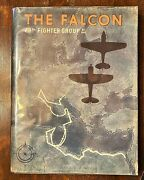 The Falcon Combat History Of The 79th Fighter Group Original Maps/letter/rollandnbsp