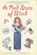 A Red State Of Mind Catfish Queen Liberty Belle Nancy French Bio Book Hc Dj 1ed