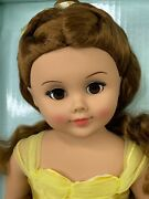 Madame Alexander Doll 18 Disney Princess Belle 61220 Beauty And The Beast