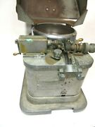 Klopp Engineering Model D2 Coin Money Counter Manual Crank Style Vintage