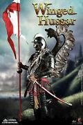 Coomodel 1/6 Cavalry Poland Winged Hussar Male Soldier Se096 12and039and039 Action Figure