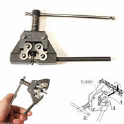 Motorcycle Chain Breaker Kit Cutter Atv For 420 / 428 / 520 / 530 Links Bicycle