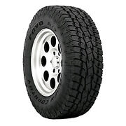 4 New 35x1250r20/10 Toyo Open Country At Ii Xtreme 10 Ply Tire 35125020
