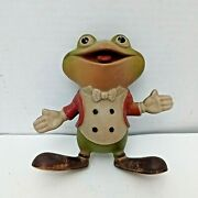 Vintage 1948 Rempel Mfg Froggy The Gremlin Frog Squeeze Toy J Ed Mcconnell Akron