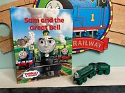 Sam And The Great Bell Virginian Thomas And Friends Train Engine Wooden Railway