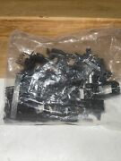 Bachmann G Scale Parts Kit. Couplers, Springs, Metal Joiners, Track Clips. Nos