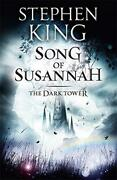 The Dark Tower Song Of Susannah Bk. Vi By Stephen King, New Book, Free And Fast D