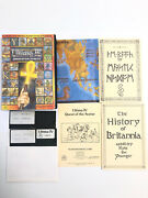 Commodore 64 Ultima Iv Quest Of The Avatar Game Floppy Disk Complete C64 128