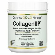 California Gold Nutrition Collagen Up Unflavored 16.36 Oz 464 G