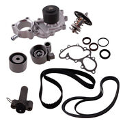 Car Timing Belt Water Pump Kit Fit For Toyota 4runner Tacoma Tundra T100 3.4l