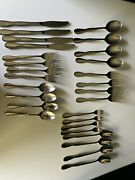 Oneida Northland Stainless Silverware - Colonial Boutique - 28 Pc Set Flatware