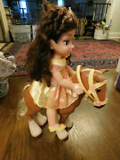 My First Disney Princess Belle And Philippe15 Toddler Doll And Horse Beauty And Beast