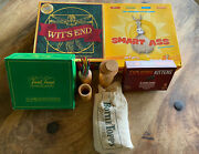 Board And Card Games Exploding Kittens, Wit's End, Smart Ass, Bottle Top