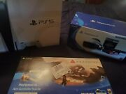 Sony Playstation 5 Ps5 Disc Edition Vr Bundle Gamesextra Controller Stand