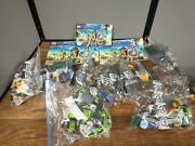 Lego Legends Of Chima The Lion Chi Temple 70010 Incomplete Still Sealed