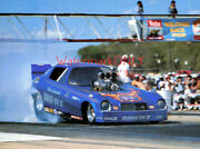 Frank Cook Drag-on Z 1970and039s Chevy Camaro Top Alcohol Funny Car Photo 4