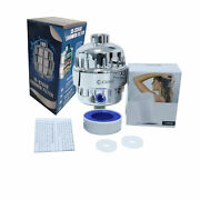 15 Stages Shower Water Filter High Output,removes Chlorine Fluoride Heavy Metals