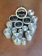 5 Swedish Wrap Dies @ 7anddeg For Coin Ring Tools Plus 11 Push Rods