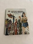 Justice League The New Frontier Steelbook Bluray/dvd