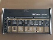 80and039s Roland Gr 500 Guitar Synthesizer Module - For Parts Only _read
