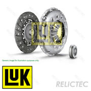 Complete Clutch Kit For Ivecodaily Viv 500054879