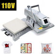 15x15 T-shirt Heat Press Transfer Machine Sublimation Swing Away + Pull Out