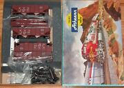 Athearn 5642 34' Hopper Ribbed Kit 5-pack New York Central Nyc