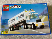 Lego 1831 Maersk Sealand Container Cargo Lorry New Sealed
