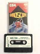 Commodore 64 C64 Gyroscope Game Cassette Tape Melbourne House