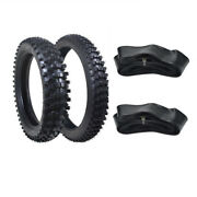 Front And Rear 80/100-21 Tire Tube 110/90-18 For Yz125 250 450 Ttr230 250 Yamaha