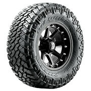 4 New Lt285/75r16/10 Nitto Trail Grappler M/t 10 Ply Tire 2857516
