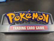 Pokemon Tcg Hobby Sign 20th Anniversary Store Retail Display Sign Led