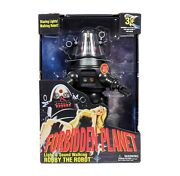 Forbidden Planet Light And Sound Walking Robby The Robot Figure Iron Giant