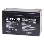 Upg 12v 8ah Replaces Battery For Mojo Mama Jama Duck Decoy + 12v 1amp Charger