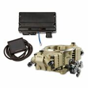 Holley 550-1062 Fuel Injection System Terminator X Stealth 4150