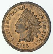 1865 Indian Head Cent 1170