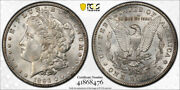 1896 O 1 Morgan Dollar Pcgs Ms 61 Uncirculated Mint State Exceptional Coin