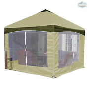 King Canopy Garden Party Canopy With Cover Olive Branch Cover 13and039 X13and039