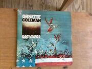 Ornette Coleman Science Fiction And Skies Of America 2-lp, Jazz, Columbia