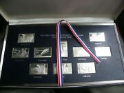 The 1980 Olmypic Stamps ...920 Sterling Silver....please Check My Other Items