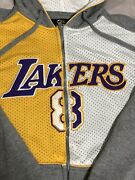 Kobe Bryant Hof 🔥 Est.1996 Rookie L.a Lakers Hoodie 8 Extremely Rare💎s Size